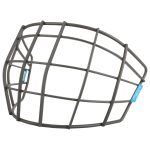 Bauer NME Certified Straight Bar Jr. Replacement Cage   Junior   Matte Black