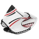 Koho Revolution 585 Sr. Goalie Glove | Full Right | Chicago (White/Black/Red) M1