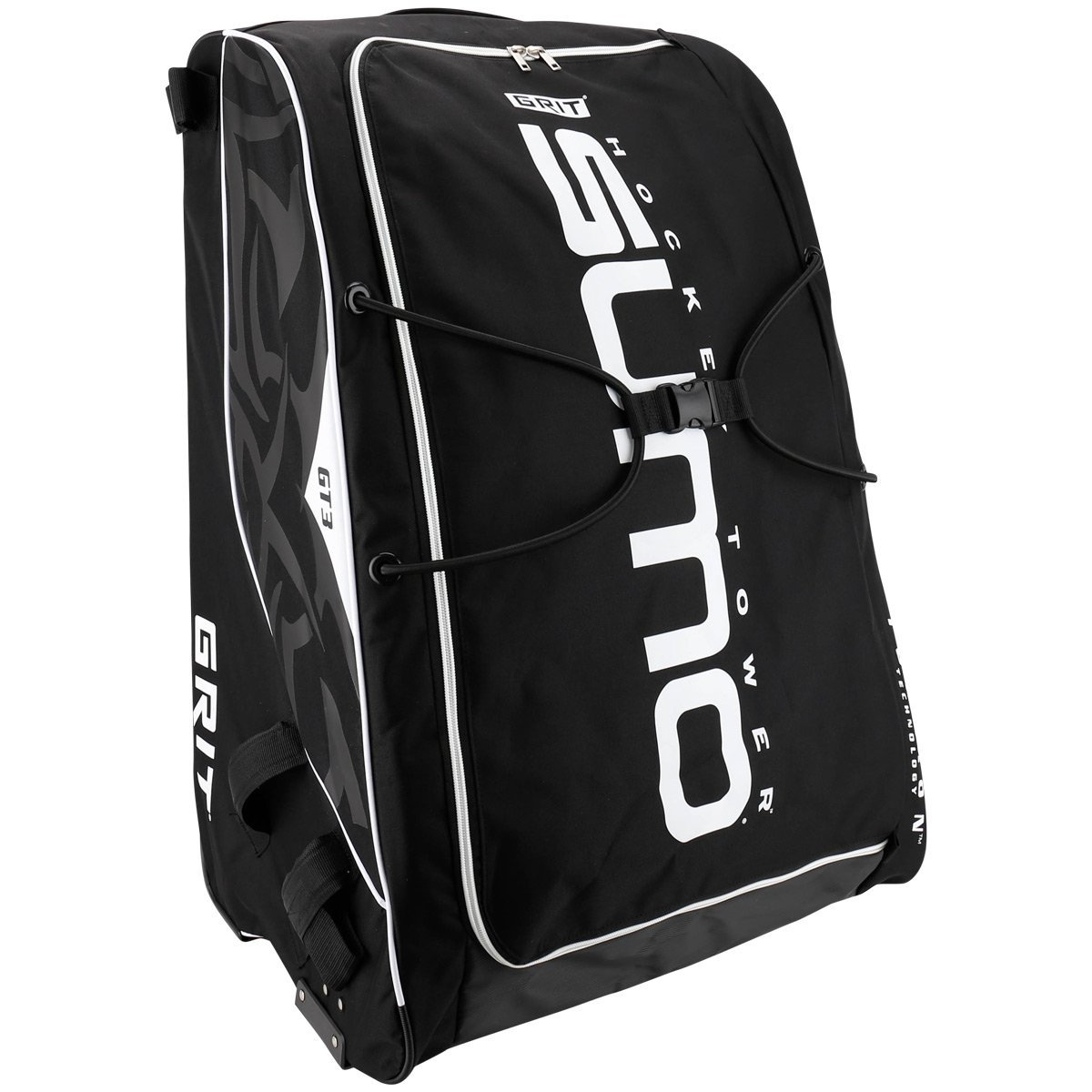 3bfa6130566 Grit GT3  Sumo  Goalie Tower 40in. Wheeled Equipment Bag