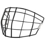 Bauer NME Certified Straight Bar Jr. Replacement Cage   Junior   Black