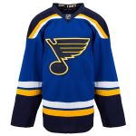 Home St. Louis Blues Reebok 7287 Authentic Hockey Jersey (2014-2017)   58+   Royal   Home