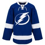 Home Tampa Bay Lightning Reebok 7287 Authentic Hockey Jersey (2011-2017)   58   Royal   Home
