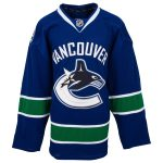 Home Vancouver Canucks Reebok 7287 Authentic Hockey Jersey (2007-2017)   58+   Royal   Home