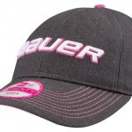 Bauer New Era 9Twenty 'Think Pink' Women's Adjustable Cap | Grey