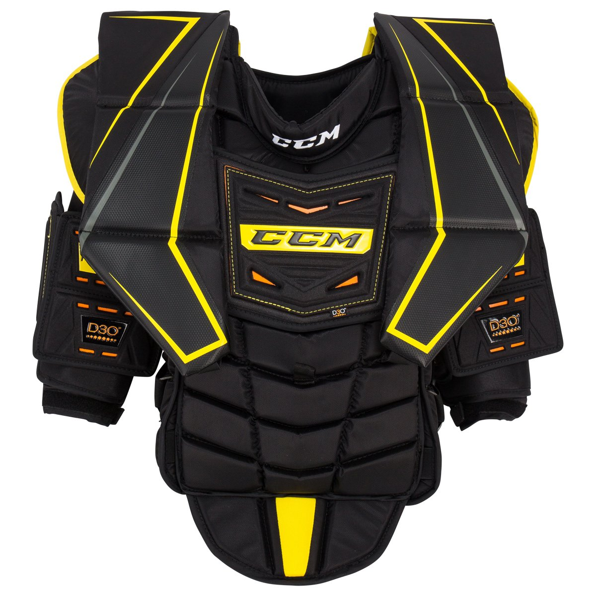 how to break in a goalie chest protector