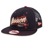 Mission New Era 9Fifty Planter Snapback Cap | Navy/Red