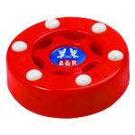 A&R Velocity Street Puck | Red